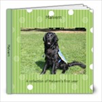 Malvern s Photobook - 8x8 Photo Book (30 pages)