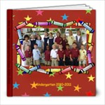 Mrs. Hughes - 8x8 Photo Book (20 pages)