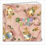 Easter 8x8 photobook - 8x8 Photo Book (20 pages)