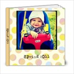 Photo Book Spring 2011 - 6x6 Photo Book (20 pages)