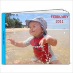 feb 2011 - 9x7 Photo Book (20 pages)