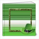 Lucky St Patrick s day 8x8 photobook - 8x8 Photo Book (30 pages)