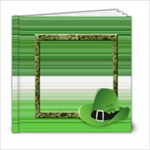 Lucky St Patrick s day 6x6 photobook - 6x6 Photo Book (20 pages)