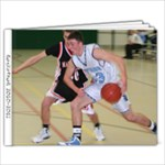 Bens basketball 2010-11 - 7x5 Photo Book (20 pages)
