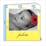 Juliette Fav - 6x6 Photo Book (20 pages)