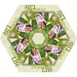 Nature Life - Mini Folding Umbrella