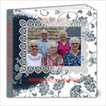 Harris Reunion 2011 - 8x8 Photo Book (20 pages)