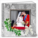 Our Perfect Wedding 12 x 12 20 Page Book - 12x12 Photo Book (20 pages)
