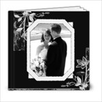 Black & White Any Occasion 6x6 20 pg Photo Book - 6x6 Photo Book (20 pages)