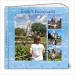 Autographs - 8x8 Photo Book (60 pages)