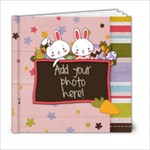Spring Easter Kids Photo Book - 6x6 Photo Book (20 pages)