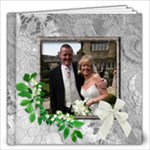 Our Perfect Wedding 2 12 x 12 20 Page Book - 12x12 Photo Book (20 pages)