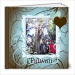 taiwan - 8x8 Photo Book (20 pages)