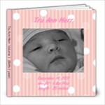 Tru s baby book - 8x8 Photo Book (20 pages)