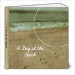 At the Beach 8x8 Photo Book - 8x8 Photo Book (20 pages)