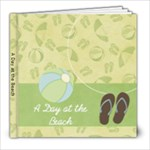 At the Beach Two 8x8 Photo Book - 8x8 Photo Book (20 pages)