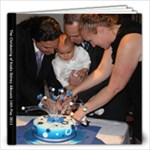 kosta christening - 12x12 Photo Book (20 pages)