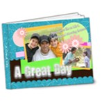 A great day 636 - 7x5 Deluxe Photo Book (20 pages)