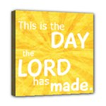psalm 118 - Mini Canvas 8  x 8  (Stretched)