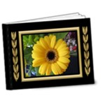 Little Black and Gold Deluxe Book - 7x5 Deluxe Photo Book (20 pages)