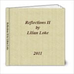 Reflections II - 6x6 Photo Book (20 pages)
