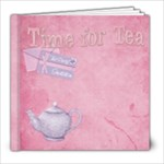 ladys tea - 8x8 Photo Book (20 pages)