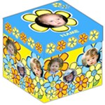 Happy Flower Storage Stool - Storage Stool 12