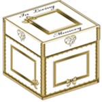 Loving Memory Storage Box - Storage Stool 12