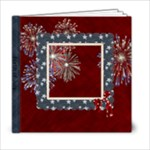 july 4th - 6x6 Photo Book (20 pages)