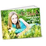 Model winner girls 3-10 Dani C Photography - 7x5 Deluxe Photo Book (20 pages)