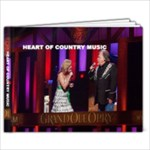 opry - 9x7 Photo Book (20 pages)