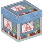 Baby s First Christmas 12 inch storage stool - Storage Stool 12