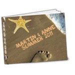 Martin_Anne_First and Third Birthday - 7x5 Deluxe Photo Book (20 pages)