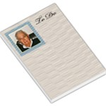 To Do brick paper large Memo - Large Memo Pads