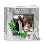 Our Perfect Wedding  6 x 6 deluxe 20 Page Book - 6x6 Deluxe Photo Book (20 pages)