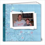 Craig & Pops - 8x8 Photo Book (30 pages)