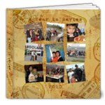 8 x 8 Deluxe 2010 part 2 - 8x8 Deluxe Photo Book (20 pages)