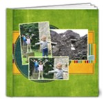 Everyday Deluxe 8x8 20 page - 8x8 Deluxe Photo Book (20 pages)