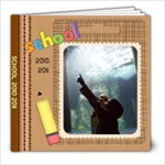 school 10/11 - 8x8 Photo Book (20 pages)