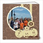 chicago - 8x8 Photo Book (20 pages)