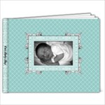 Baby Boy 7x5 Book - 7x5 Photo Book (20 pages)