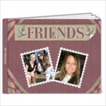 My Friends 9x7 20 Page Photo Book - 9x7 Photo Book (20 pages)