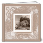Coffee & Cream classic all occasion 60 page album 12 x 12 - 12x12 Photo Book (60 pages)