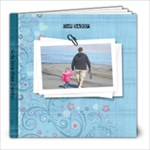 Girls Daddy - 8x8 Photo Book (20 pages)