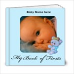 Book of First s 6x6, 20 pages - 6x6 Photo Book (20 pages)