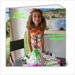 Karinas 8th Bday  - 6x6 Photo Book (20 pages)