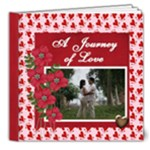 8x8 DELUXE - Journey of Love - 8x8 Deluxe Photo Book (20 pages)