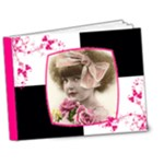 PinkadinkDeluxe 7 x 5 book 20 pages - 7x5 Deluxe Photo Book (20 pages)