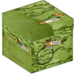 Camo/adventure-storage cube - Storage Stool 12