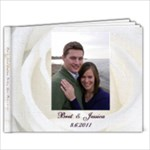 Wedding Guest Book - 9x7 Photo Book (20 pages)